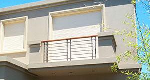 bushfire resistant shutters