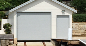 boat shed roller shutters