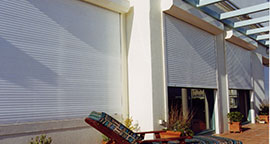 domestic forceshield roller shutters