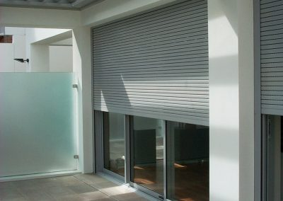 domestic forceshield shutters