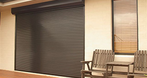 domestic security roller shutters