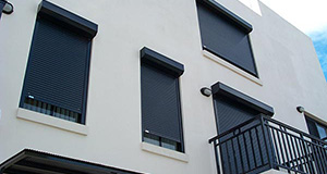 forceshield domestic roller shutters