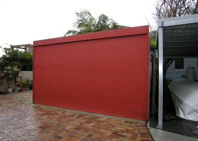 garage roller shutter
