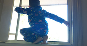 kidscreen window fall protection