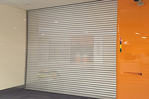 visionshield roller shutters